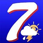 CBS7 Weather icon