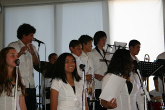 Photo: Latin Jazz Youth Ensemble