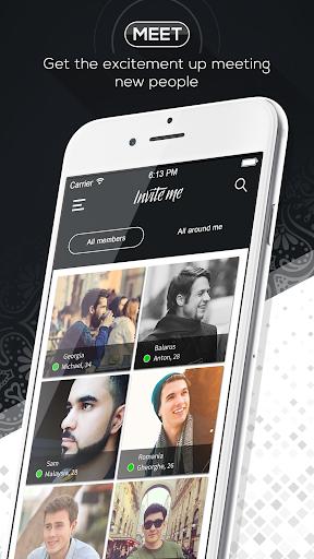 invite me – find travel partner or date screenshot 2