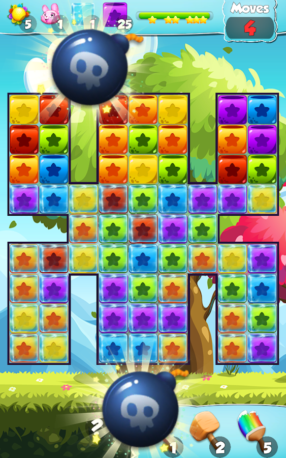Blast Toys Pop : Toys cubes blast collapse logic puzzles block pop