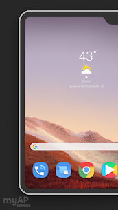 Fluidity – Adaptive Icon Pack Patched Apk 1