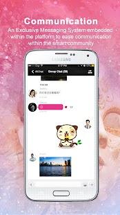AllChat - náhled