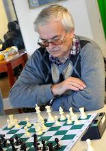 Photo: Anatoli Darialov (Board #5 of Chigorin Chess Club)