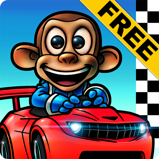 Monkey Racing Free (game)
