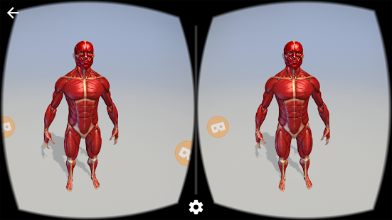 Sketchfab VR for Cardboard- screenshot thumbnail