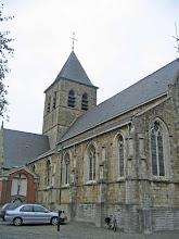 Photo: Wieze, l'église