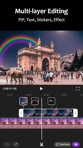 Motion Ninja - Pro Video Editor & Animation Maker 1.0.4.1 screenshots 2