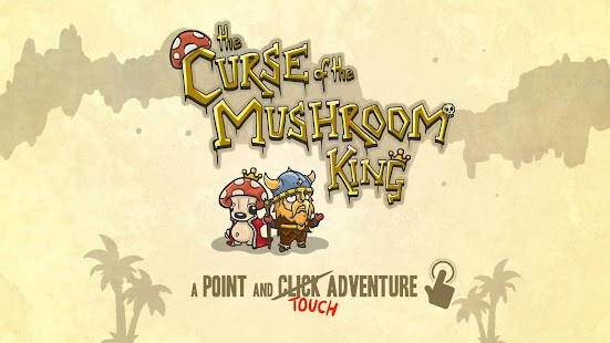 The Curse of the Mushroom King- screenshot thumbnail