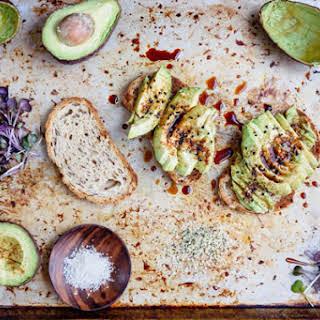 Avocado On Toast (vegan).