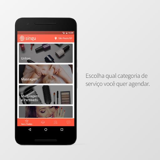 Singu - Delivery de beleza e bem-estar 1.7.5 app download 1