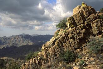 Photo: Superstition Mountains, Tonto National Forest, Arizona
