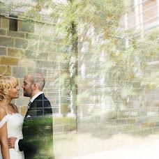 Wedding photographer Xabier Ansó (dosdeluz). Photo of 09.10.2015