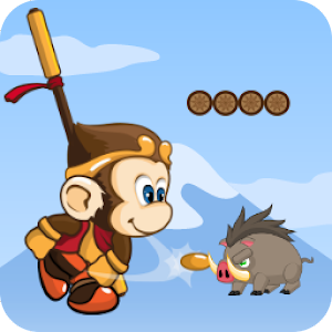 Jungle Monkey War for PC and MAC