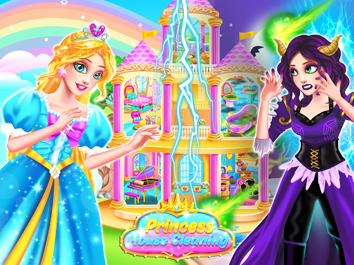 Princess Castle House Cleanup - Cleaning for Girls 1.2 de.gamequotes.net 4