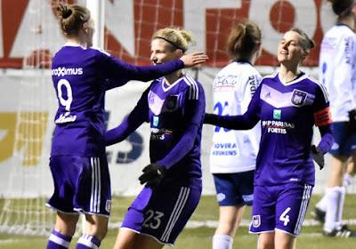 Anderlecht zet Heist opzij en maakt competitie nog wat spannender