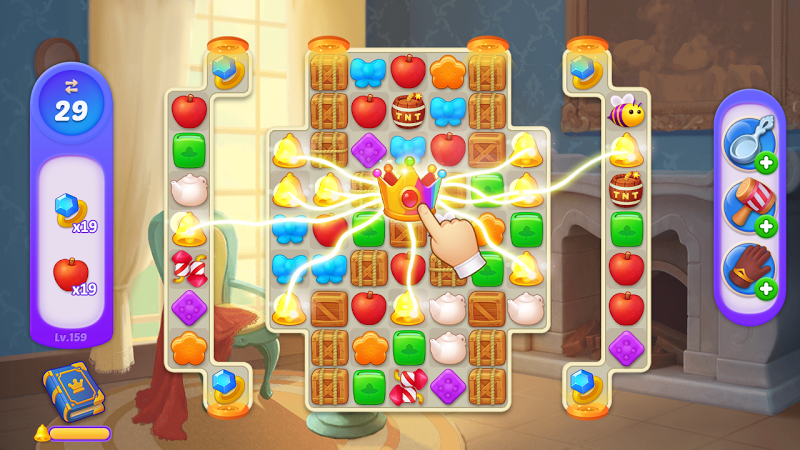 Castle Story: Puzzle & Choice Screenshot 4