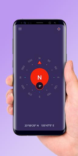 Compass Pro Free screenshots 1