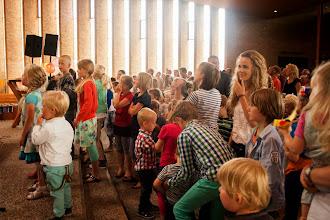 Photo: Kinderdienst zondag 16 juni 2014 (c) Wout Buitenhuis