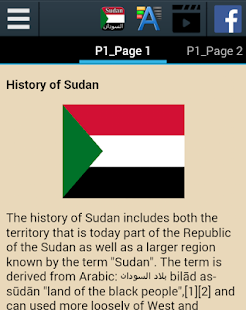 History of Sudan - náhled