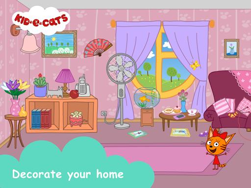 Kid-E-Cats Playhouse filehippodl screenshot 14