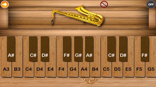 Professional Saxophone