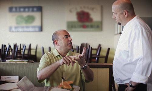 cursos de administración de restaurantes