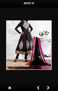 Anarkali Dress - náhled