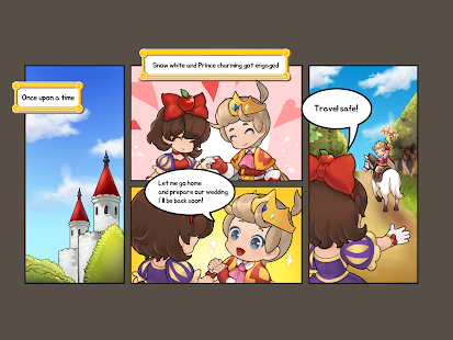 Kick the Prince: Princess Rush Screenshot