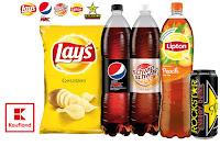 Angebot für PepsiCo Produkte im Wert von mind. 4€ im Supermarkt