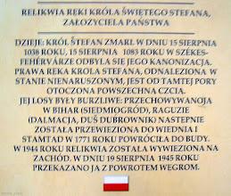 Photo: Historia Świętej Prawicy