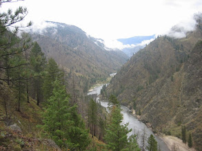 Photo: Salmon River, Idaho