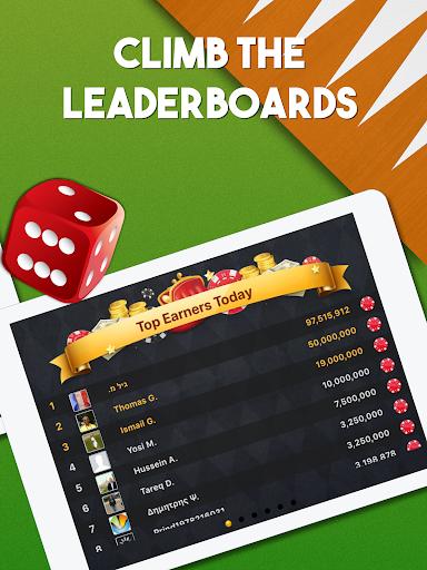 Backgammon - Play Free Online & Live Multiplayer 1.0.290 screenshots 10