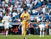 """Zidane : """"Areola nous a sauvés, et Courtois fait de même quand il joue"""""""