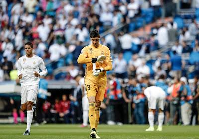 Le Real Madrid d'Hazard et Courtois ne profite pas du faux pas de Barcelone !