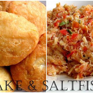 Bake and Saltfish