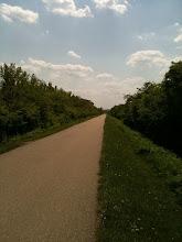 Photo: Lunken Airport bike path