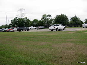 Photo: Parking lot close to full.     HALS 2009-0919