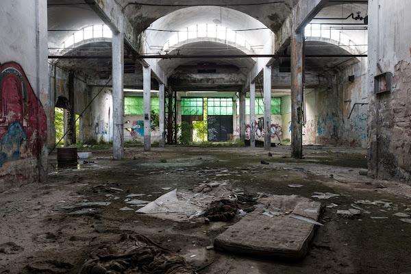 La vecchia fabbrica di Davide_79