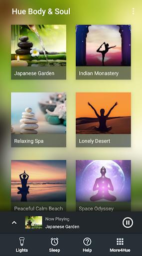 Hue Body & Soul & Mindfulness screenshot