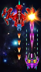 Galaxy Attack Alien Shooter Mod Apk 30.4 (Unlimited Money + Unlocked VIP-12) 2