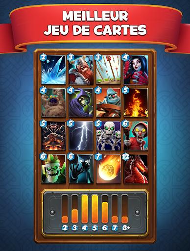 Castle Crush: Jeux Gratuit de Stratégie en Ligne  captures d'écran 5