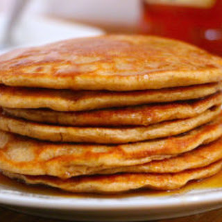 Natural Whole Grain Pancakes