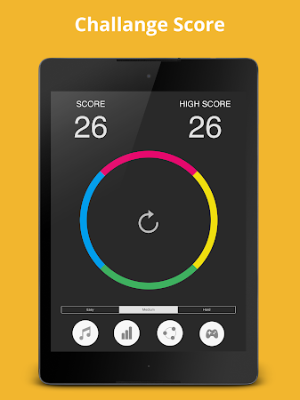 Crazy Wheel: Swap color switch 1.3 screenshot 943323