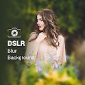 DSLR Camera - Shape Blur Camera & Auto Blur Camera icon