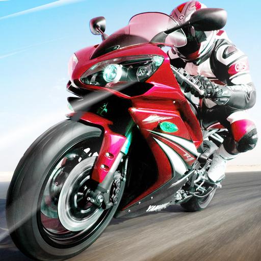 Rage Biker: Traffic Racing