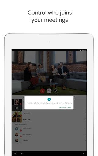 Google Meet - Secure Video Meetings 44.5.324814572 Screenshots 12