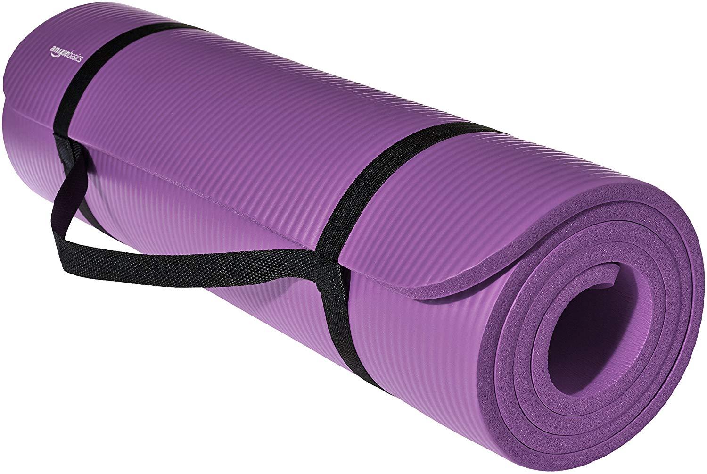 AmazonBasics Yoga and Exercise Mat