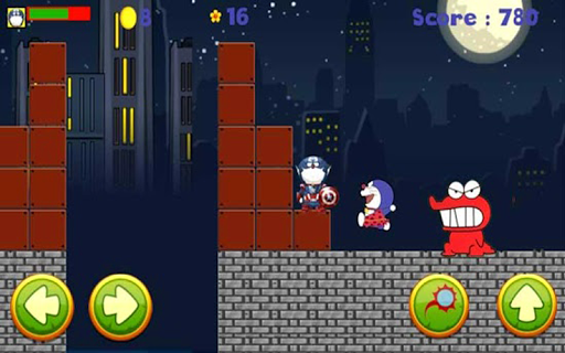 Super Doramon Adventures Game World 1.0 3