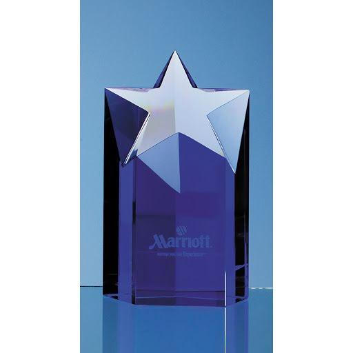 Crystal Star Column Awards for Engraving