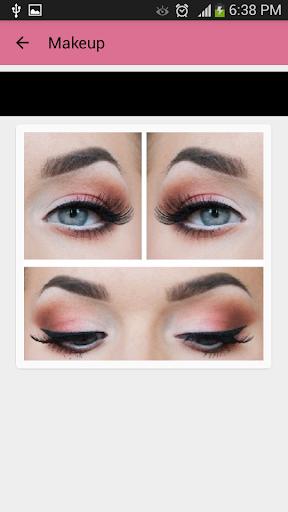 Makeup screenshot 6